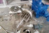 Dịch vụ : Sửa chữa bơm hút chân không vòng nước , vòng dầu các loại