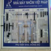Phụ kiện Cửa nhôm Việt Pháp