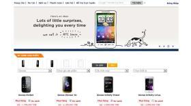 Điện thoại di động - Thiet ke web - Thiết kế web - Thiet ke website - Thiết kế website - web gia re , web giá rẻ , website giá rẻ