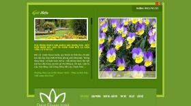 Dalat Flower hotel - Thiet ke web - Thiết kế web - Thiet ke website - Thiết kế website - web gia re , web giá rẻ , website giá rẻ