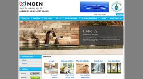 Moen - Thiet ke web - Thiết kế web - Thiet ke website - Thiết kế website - web gia re , web giá rẻ , website giá rẻ