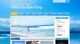 Khu du lịch sinh thái VINA Hòn Rơm Đông - Thiet ke web - Thiết kế web - Thiet ke website - Thiết kế website - web gia re , web giá rẻ , website giá rẻ