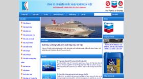 Công ty cổ phần xuất nhập khẩu Kim Việt - Thiet ke web - Thiết kế web - Thiet ke website - Thiết kế website - web gia re , web giá rẻ , website giá rẻ