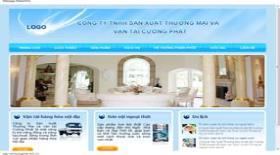 CÔNG TY TNHH SẢN XUẤT THƯƠNG MẠI VÀ VẬN TẢI CƯỜNG PHÁT  - Thiet ke web - Thiết kế web - Thiet ke website - Thiết kế website - web gia re , web giá rẻ , website giá rẻ