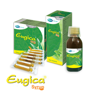Eugica Syrup - ống