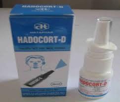 Hadocort-D