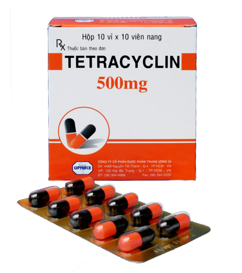 TETRACYCLIN 500