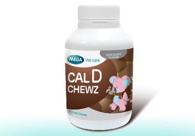 CAL D CHEWZ