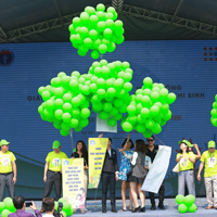 Ngày hội chung tay hành động giảm thiểu mất cân bằng giới tính khi sinh