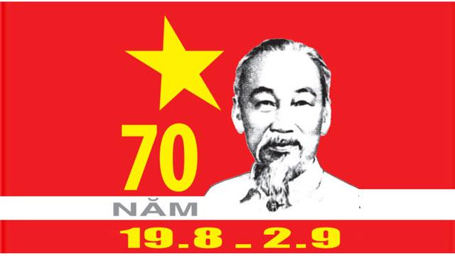Kỷ niệm 70 năm Quốc khánh