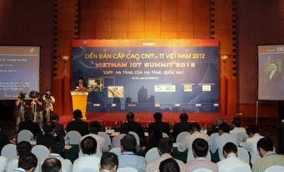 Đưa CNTT thành nền tảng quan trọng cho hiện đại hóa đất nước