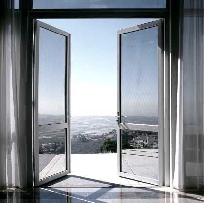 Cửa sổ 2 cánh mở/quay/hất