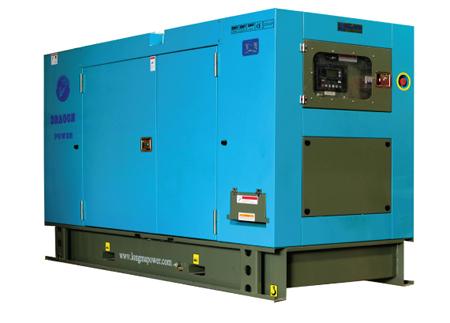 Máy phát điện dùng cho xưởng sản xuất