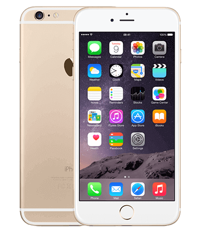 Iphone 6 - 16GB ( vàng) 99%