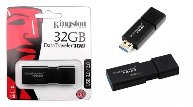 USB Kingston DT100 G3 32G USB 3.0
