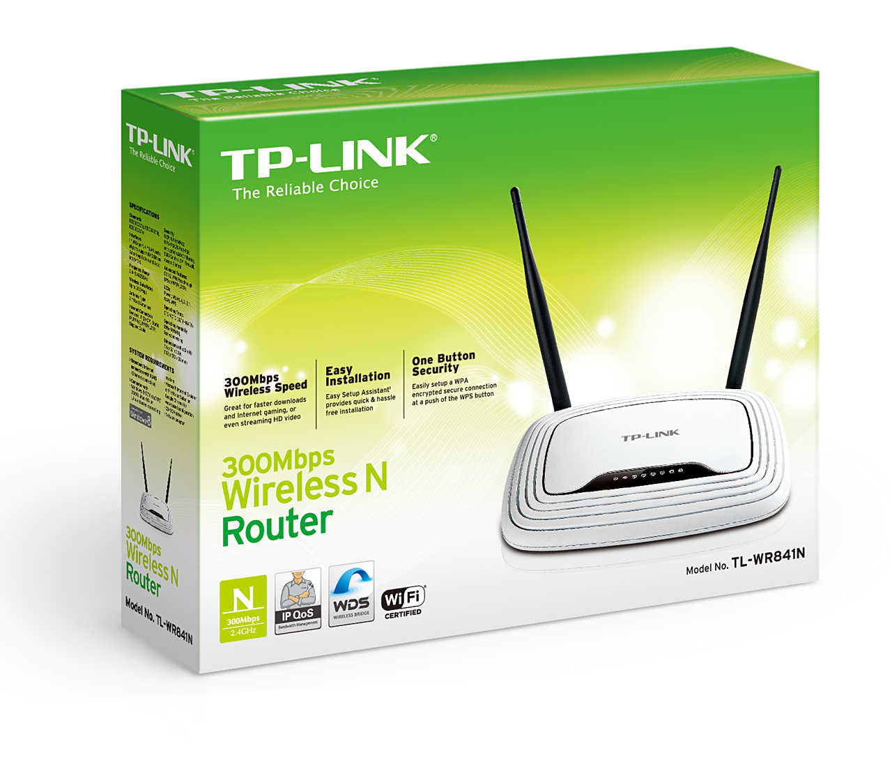 Router Wifi TP - Link WR841N