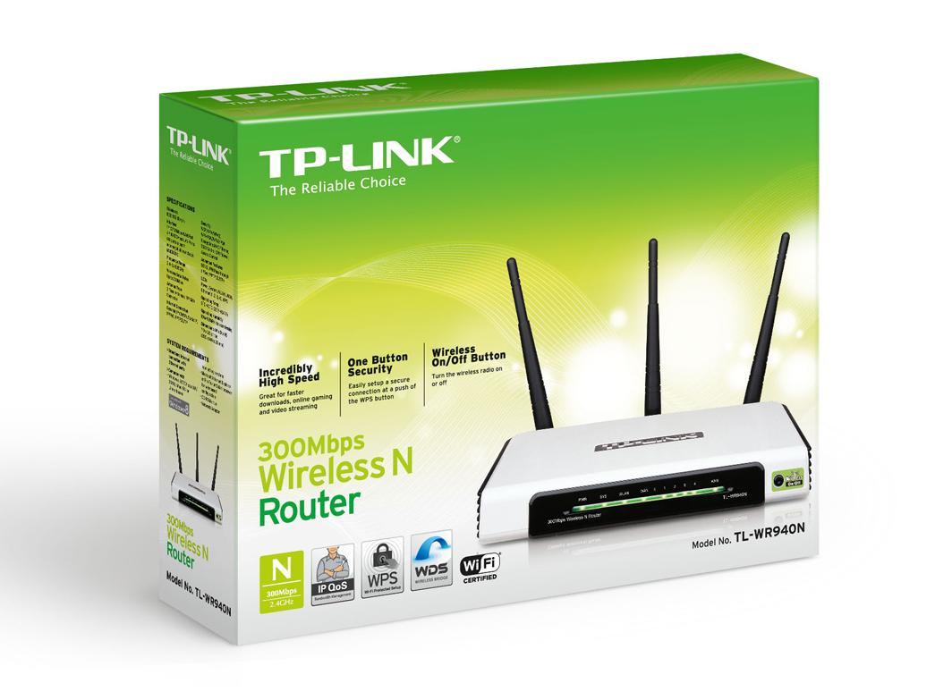 Router Wifi TP - Link WR940N