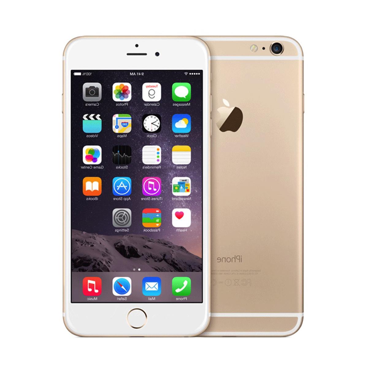 Iphone 6 - 64GB ( vàng) 99%