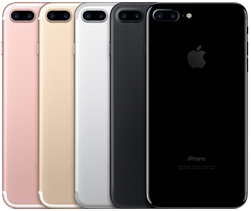 Iphone 7 plus 256GB  ( 99% )