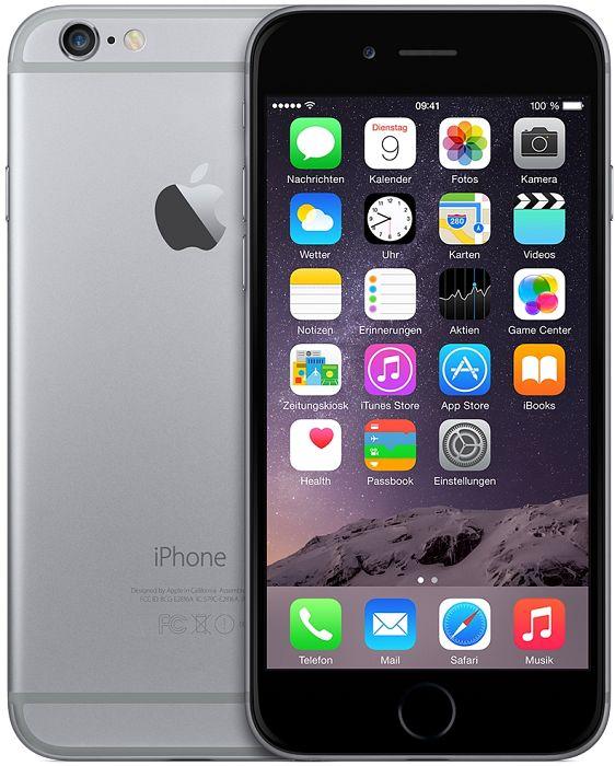 Iphone 6 - 16GB ( Trắng,Đen )