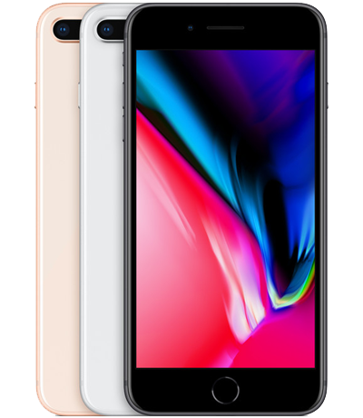 iPhone 8 plus - 64GB ( trắng)
