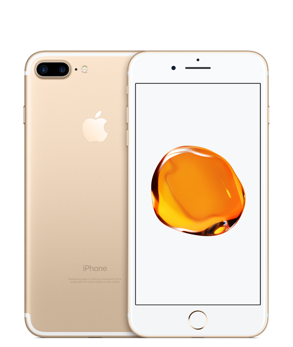 Iphone 7 plus 128GB  ( 99% ) vàng