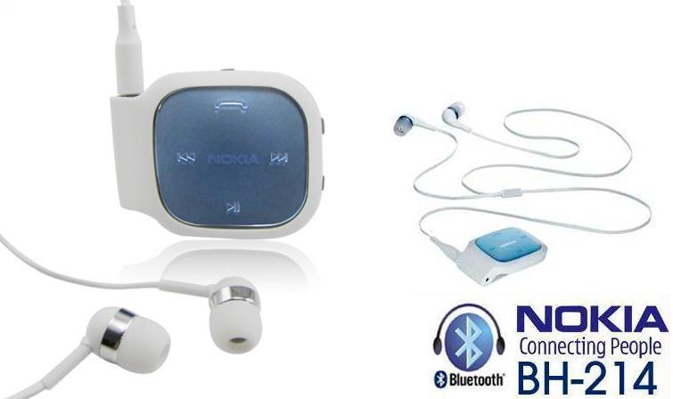 Tai nghe Bluetooth Nokia BH 214