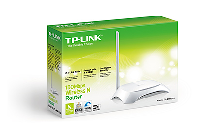 Router Wifi TP-Link WR720N