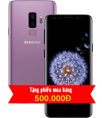 Samsung Galaxy S9+ (128GB)