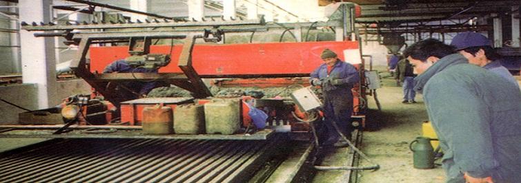 Nhà máy bê tông Vinaconex Xuân Mai - hình ảnh sản xuất